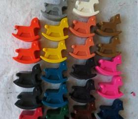 Rocking Horse Crayon Set of 56